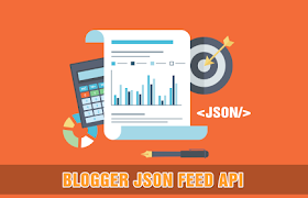 Blogger JSON Feed API - Feed Post Labels