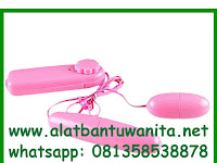 Alat Bantu Wanita Vibrator Egg Remot Kontrol Mini