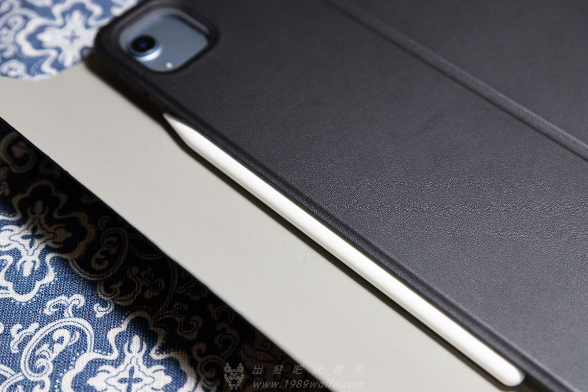 YOMIX 優迷 iPad 磁吸式藍牙鍵盤皮套保護組