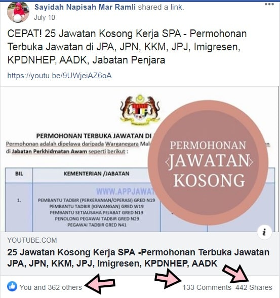 group facebook fb groups percuma post auto approve