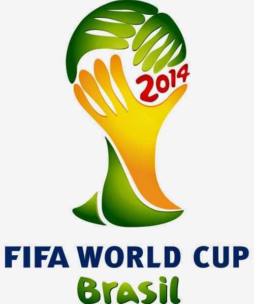 Brazil FIFA World Cup 2014 Vector Logo File