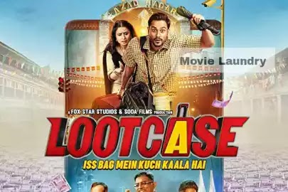 Lootcase (2020) movie review.
