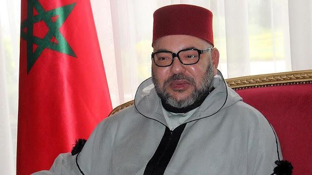 Le roi Mohammed VI présente ses condoléances pour le décès de l'ancien Premier ministre Moulay Ahmed Al-Iraqi