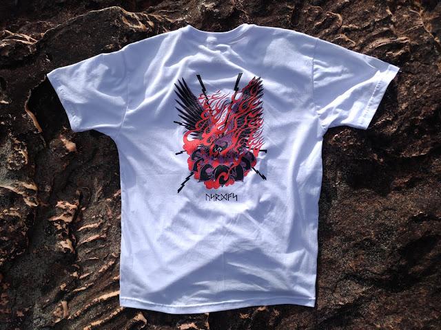 Camiseta VSRDF ruadoflow