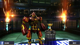 Download Real Steel Champions v1.0.51 Apk