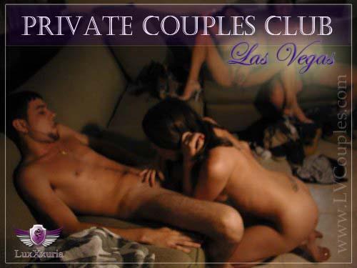 Private swingers club