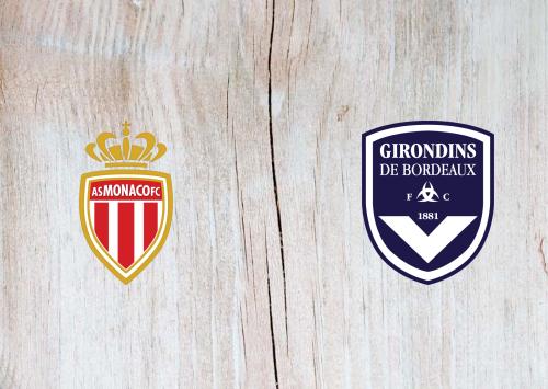 Monaco vs Bordeaux -Highlights 01 November 2020