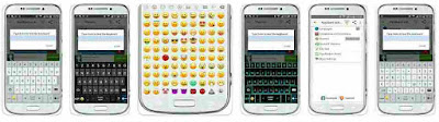 Aplikasi Keyboard Andoid Terbaik Classic Big Keyboard