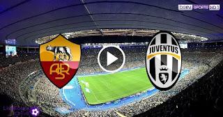 مشاهدة مباراة يوفنتوس وروما بث مباشر اليوم بتاريخ 01-08-2020 في الدوري الايطالي