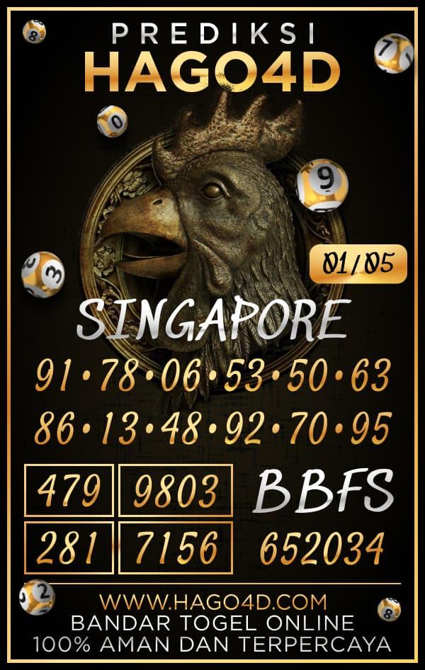 Hago4D - Bocoran Togel Singapore