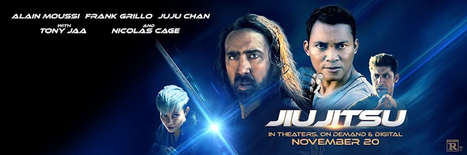 Jiu-Jitsu Full 1080p movie download 2020