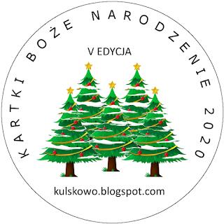 Kartki Boże Narodzenie u Uleńki- edycja V 2020