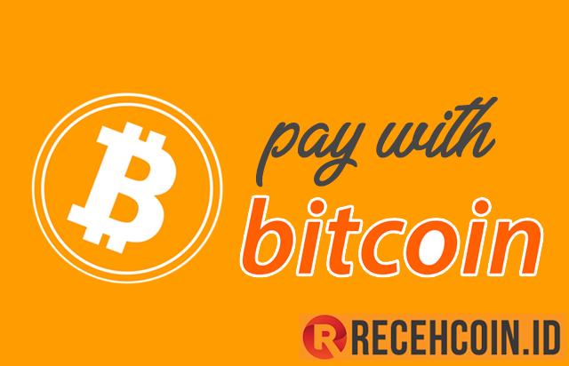 apakah bitcoin bisa diterima sebagai alat pembayaran