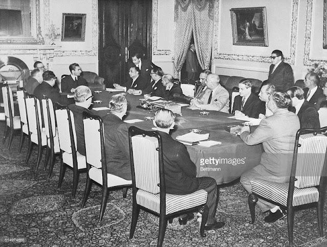 اجتماع لحلف بغداد