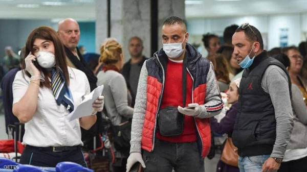 اكتشاف بؤرة جديدة لفيروس (كورونا) في تونس
