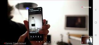 hasil foto dengan smartphone