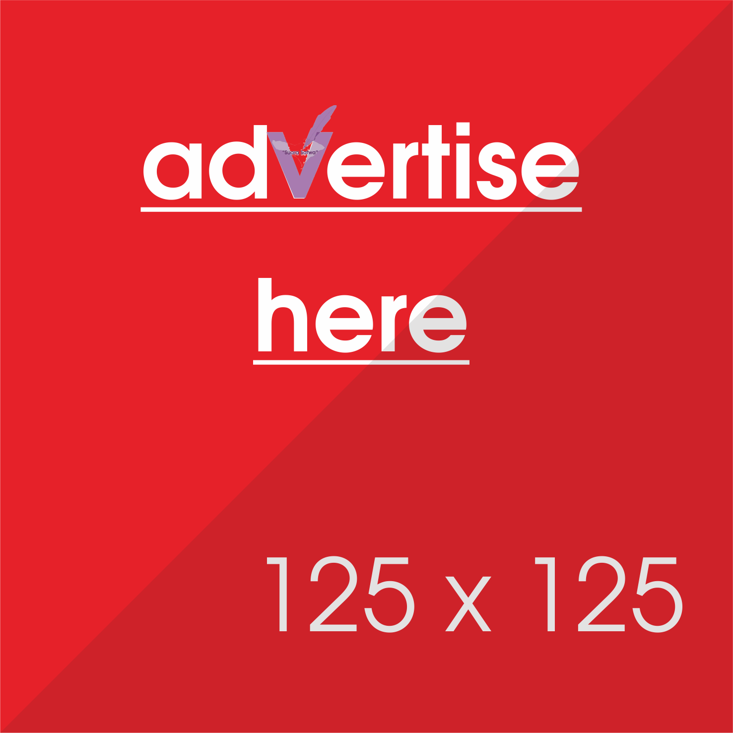 ad size