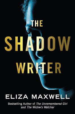 The Shadow Writer book cover