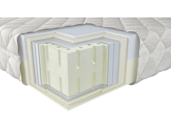Ортопедический матрас 3D Aerosystem Neoflex Латекс (LATEX) Зима-лето 80х190 TM Neolux