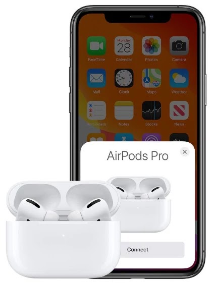 Iphone iOS 14 brings a practical feature to your New AirPods 2020