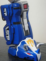 Super Robot Chogokin Daizyujin Megazord 07