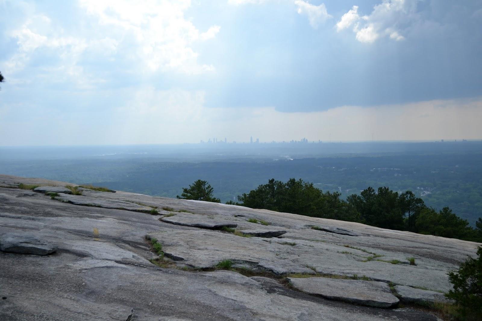 Стоун-Маунтин, Джорджия (Stone Mountain Mountain, Stone Mountain, Georgia)