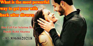 What is the most powerful way to get your wife back after divorce