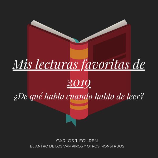 Mis lecturas favoritas de 2019