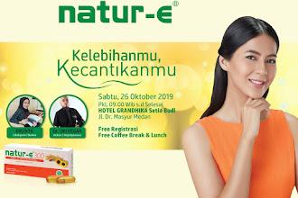 Seminar Natur E : Kelebihanmu, Kecantikanmu