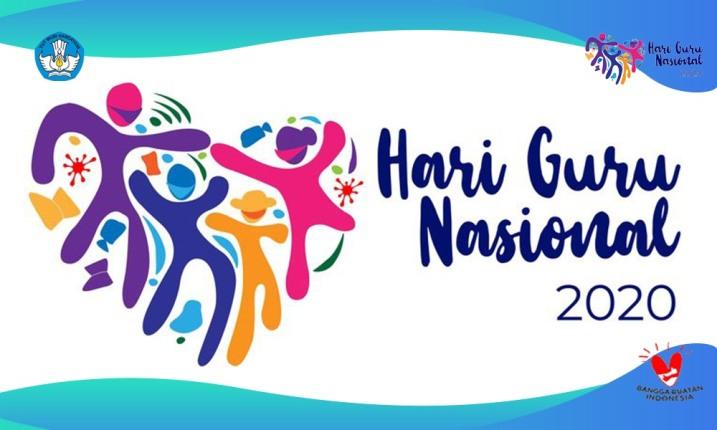 Logo HGN 2020, Semangat Belajar Tetap Menyala di Tengah Pandemi