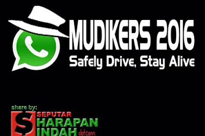 INFO Mudikers 2016