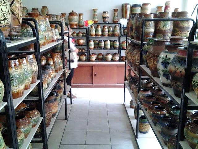 Pasu Sarawak Pottery Kuching