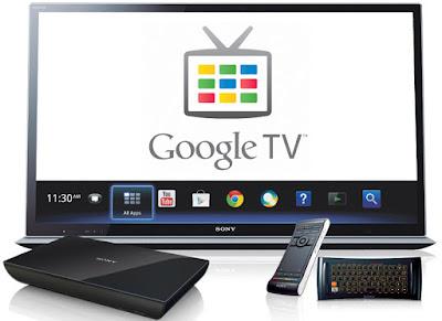 Google съвместно с Intel и Sony разработват Google TV