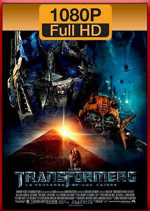 Transformers 2 La Venganza (1080p) Latino [GDrive - MEGA]