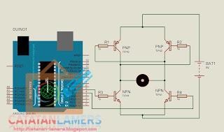 http://catatan-lamers.blogspot.com/2018/05/rangkaian-h-bridge-transistor-npn-dan.html