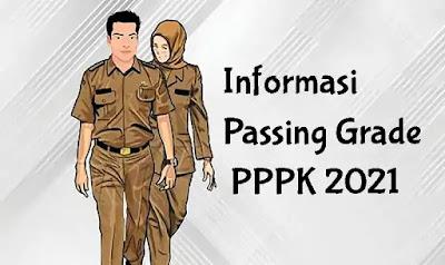 Passing Grade (Sistem Skor) dalam Seleksi PPPK 2021