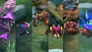 Perbedaan Antara Red Buff, Blue Buff, Turtle Buff dan Gold Buff di Mobile Legend