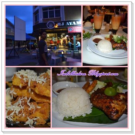 Restoran sedap di Sarawak