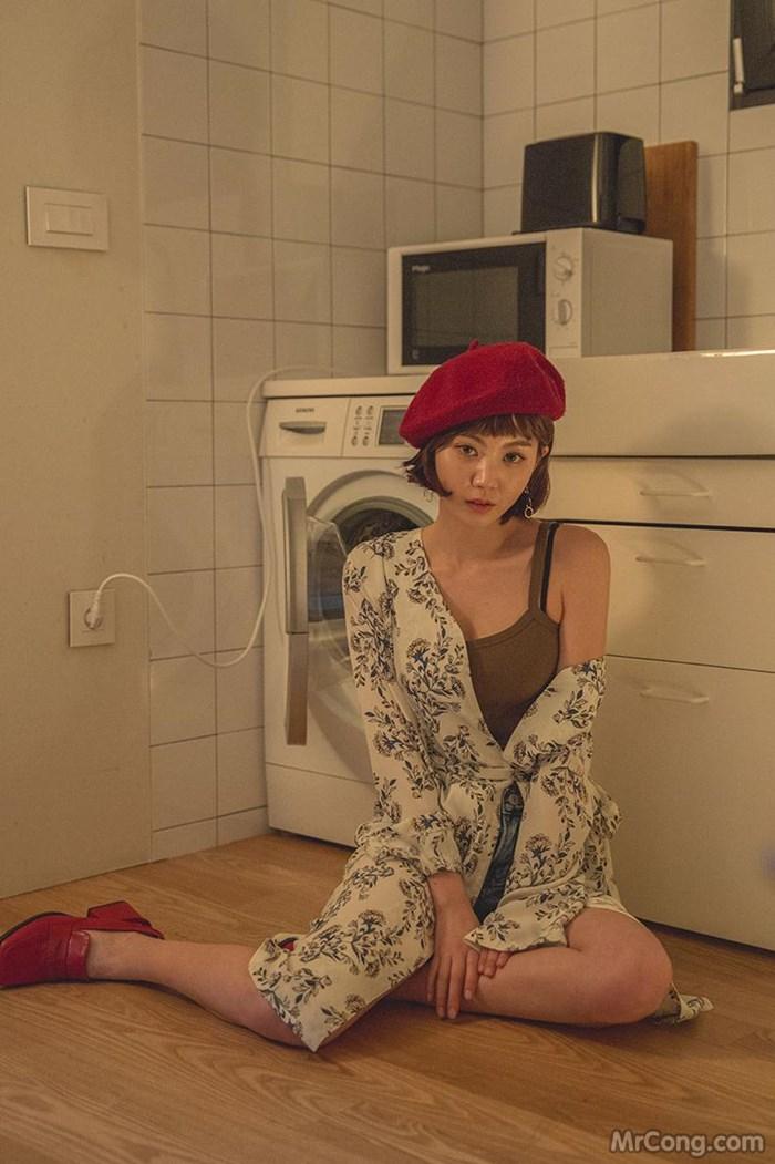 Người đẹp Chae Eun trong bộ ảnh thời trang tháng 2/2017 (168 ảnh)