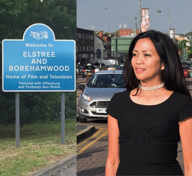 Remembering Mayor Cynthia Barker - The Filipina who became Mayor of an English Town