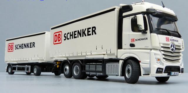 truk trailer modifikasi terbaru