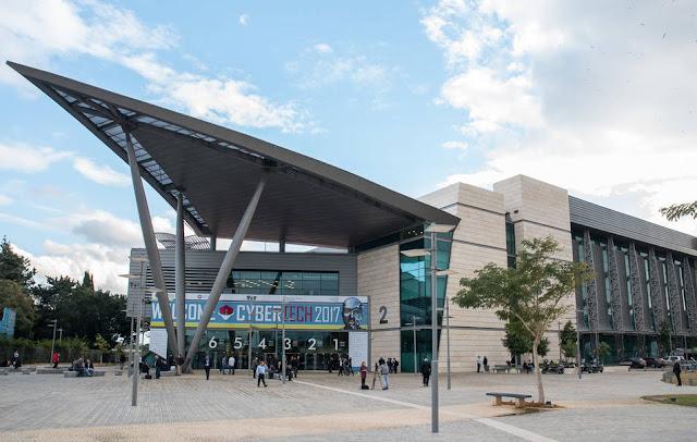 Feria Cybertech en Tel Aviv