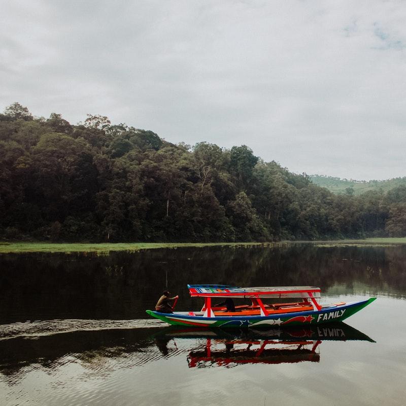 Danau situ gede Tasikmalaya