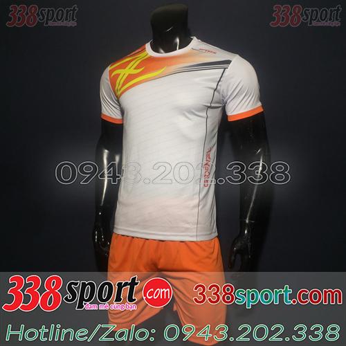 Áo Bóng Đá Không Logo Hot Zavikia Spyker STA02 Trắng