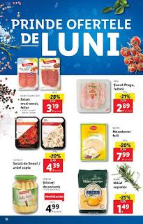 CATALOGUL LIDL 15 - 21 aprilie 2019 promotii salata de boeuf