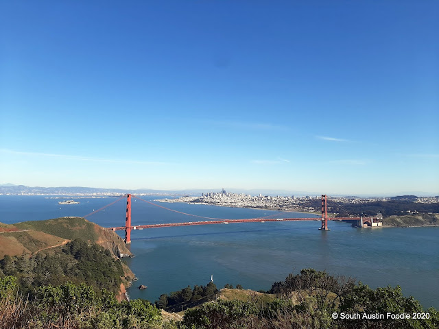 San Francisco from Marin