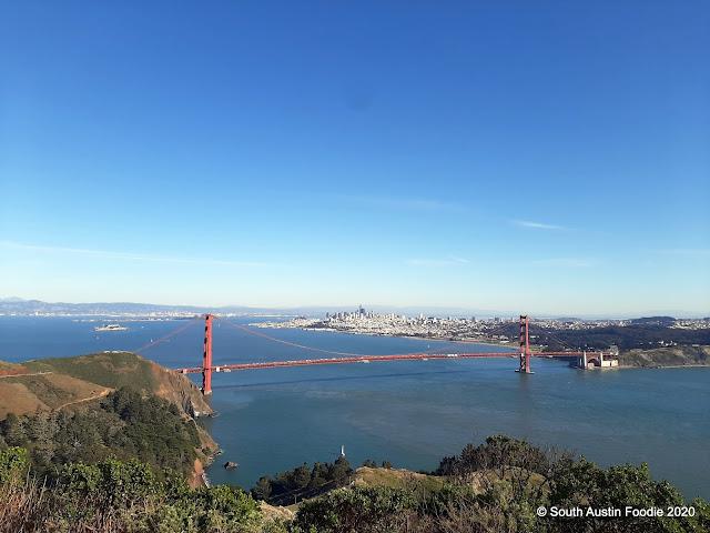 San Francisco from Marin