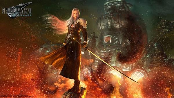 شركة Square Enix تكشف حقيقة لعبة Final Fantasy VII Remake و تصدم جمهور جهاز Xbox One..!