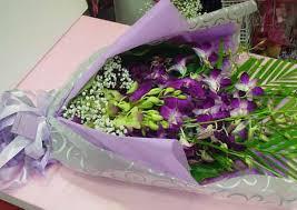 buket bunga anggrek kayon surabaya1