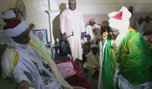 Victor Umeh receives Traditional Title in Zamfara; some folks are not happy